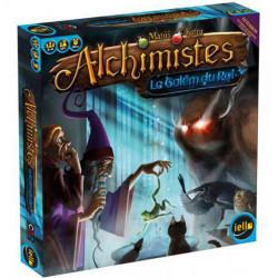 Alchimistes : le Golem du Roi