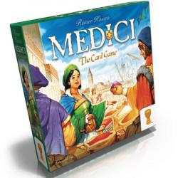 Medici - Le Jeu de Cartes