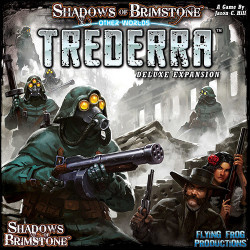 Shadows of Brimstone: Trederra Deluxe Expansion