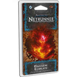 Android Netrunner : Poussière Ecarlate