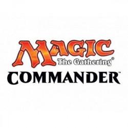 Lot de 4 decks Commander 2017 VF