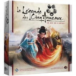 La Légende des 5 Anneaux JCE - Boite...