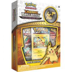 Coffret Pikachu Pins SL3.5