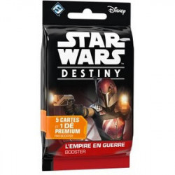 Star Wars Destiny : 36 Boosters L'Empire en Guerre