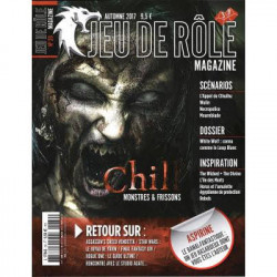 Jeu de Rôle Magazine 39 (Automne 2017)