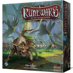 Runewars : Elfes Latari
