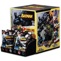 90 Boosters Marvel Dice Masters : Batman