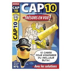 Cap10 numéro 0 : Trésors en Vue !