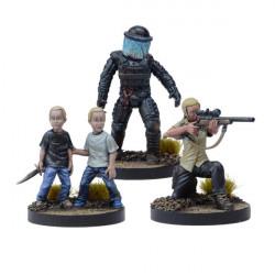 The Walking Dead : Booster Andrea Sniper de la...