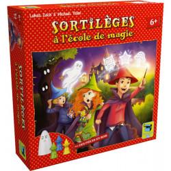 Sortilèges à l'Ecole de Magie
