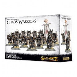 Age of Sigmar: Chaos Warriors