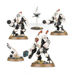 W40K: Tau Empire XV25 Stealth Battlesuits