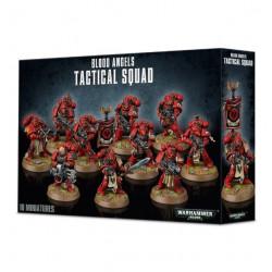 W40K: Blood Angels Tactical Squad