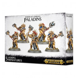 Age of Sigmar: Stormcast Eternals Paladins