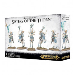 Age of Sigmar: Wanderers - Sisters of the Thorn