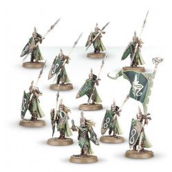 Age of Sigmar: Wanderers - Eternal Guard