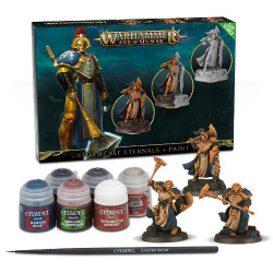 Age of Sigmar: Stormcast Eternals + Paint Set