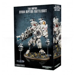 W40K: Tau Empire XV104 Riptide Battlesuit