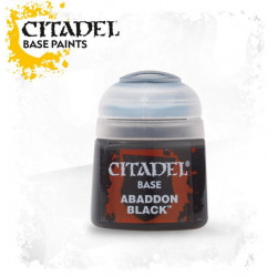 Citadel Base Abaddon Black