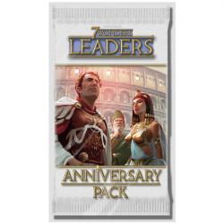 7 Wonders Leaders : Anniversary Pack