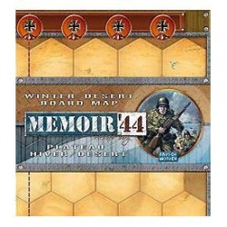 Mémoire 44 : Plateau Hiver Desert