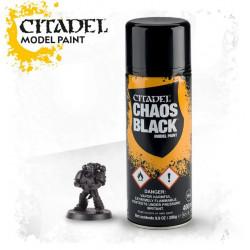 Citadel Aerosol Sous-Couche Chaos Black