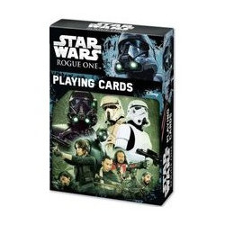 Jeu de 54 Cartes - Star Wars