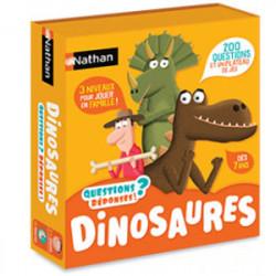 Questions Réponses : Dinosaures