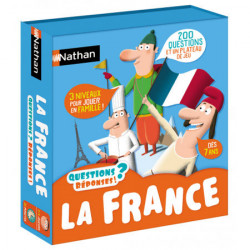 Questions Réponses : La France