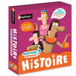 Questions Réponses : Histoire