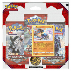 Pack 3 Boosters - SL4 Invasion Carmin
