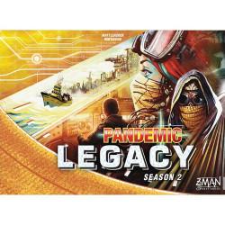 Pandemic Legacy Saison 2 - Boite Jaune
