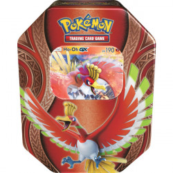 Pokebox 2017 Ho-Oh GX