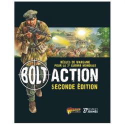 Bolt Action 2 : Livre de Règles FR V2