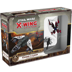 X-Wing - Canons à Louer