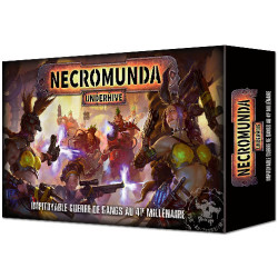 Necromunda Underhive VF