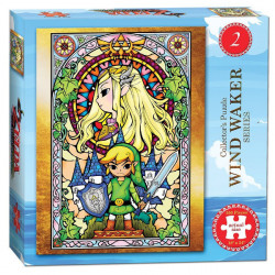 Puzzle Zelda Wind Waker