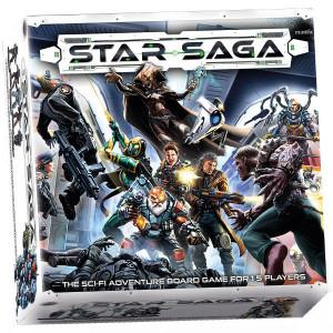 Boite de Star Saga