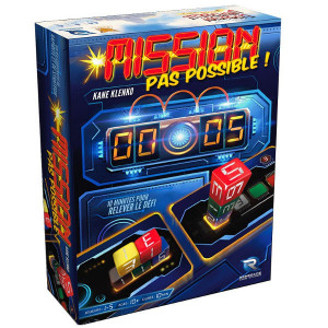 [Ludisme sur table]Jeux de plateaux, de cartes et autres joyeusetés ludique! - Page 20 Mission-pas-possible