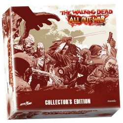The Walking Dead : All Out War Edition...