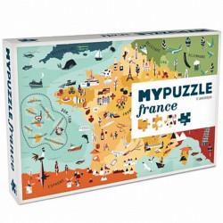 MyPuzzle France - 260 Pièces