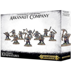 Age of Sigmar: Kharadron Overlords - Arkanaut...