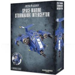 W40K: Space Marine - Stormhawk Interceptor