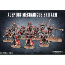 W40K: Adeptus Mechanicus Skitarii