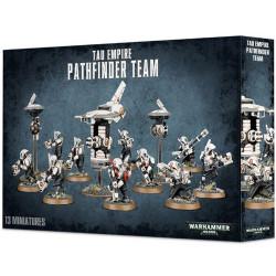 W40K: Tau Empire Pathfinder Team