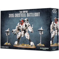 W40K: Tau Empire XV95 Ghostkeel Battlesuit