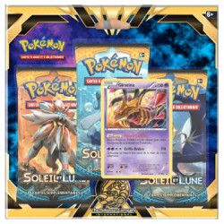 Pack 3 Boosters SL Giratina
