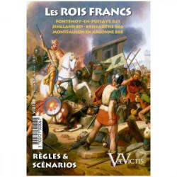 Jeu Vae Victis 100 - Les Rois Francs