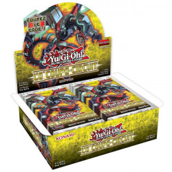 24 Boosters - Le Coupe Circuit Yu-Gi-Oh