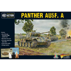Bolt Action : Panther Ausf A